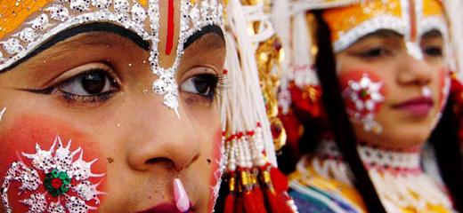 INDIA-RELIGION-CEREMONY