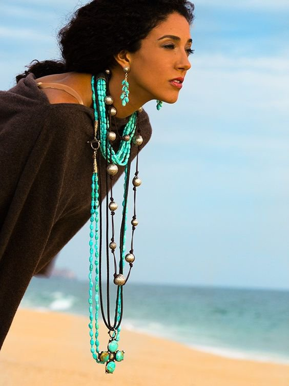 Brit West necklaces