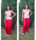 Indiai nadrág