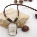 Buddha nyaklánc, Amulett nyaklánc, Ezoterikus, Spirtuális