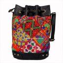 Indiai női táska, Banjara táska, Rajastáni táska, Női indiai Hippi táska